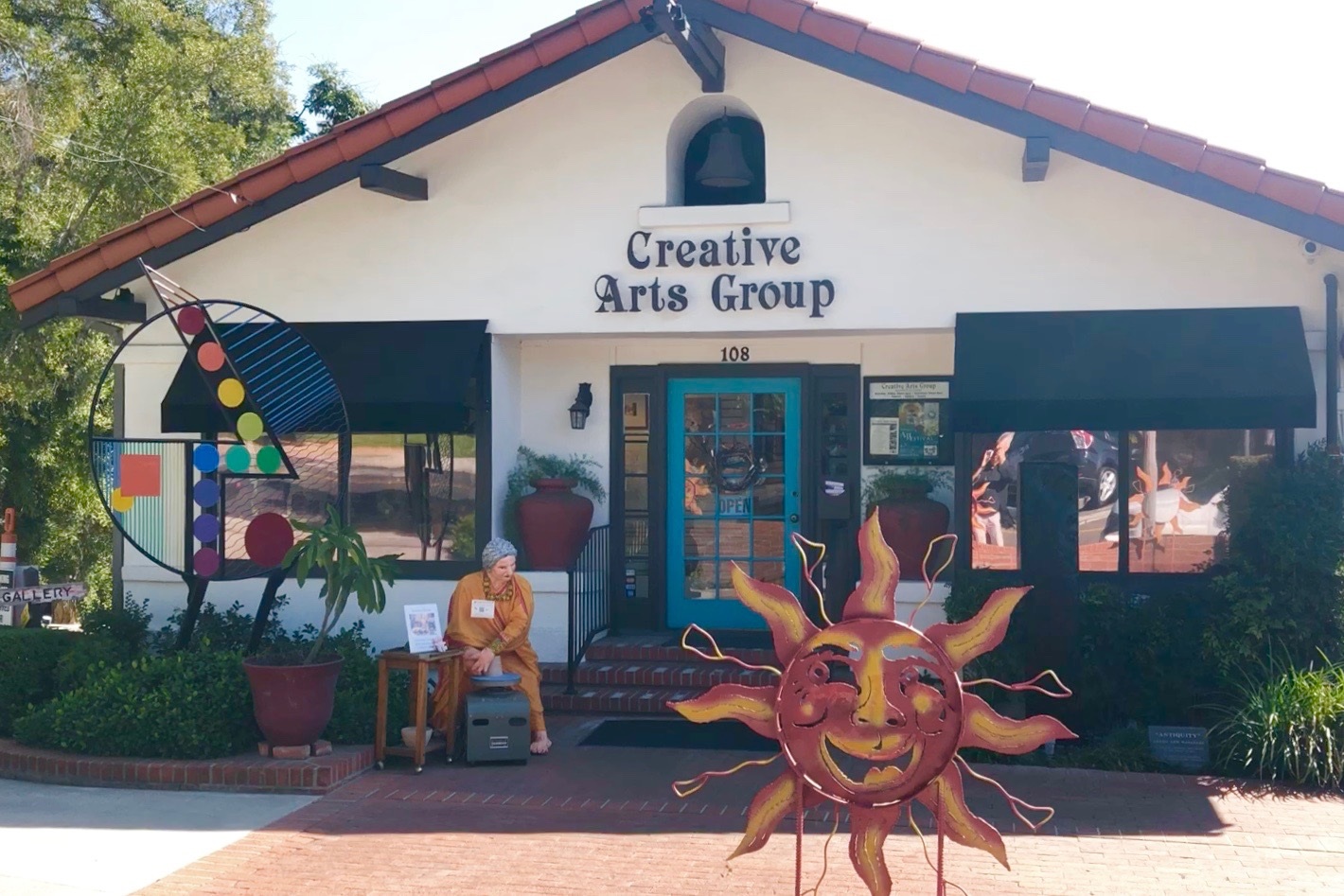 Get To Know - The Creative Arts Group, Sierra Madre